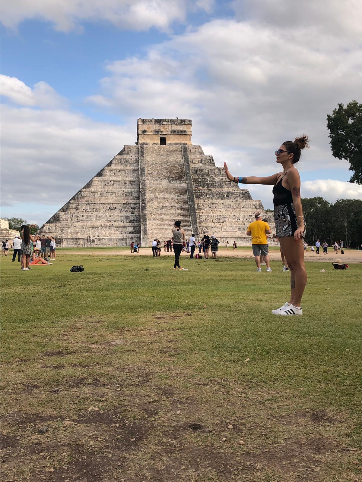 Foto del viaggio a Tulum – Mexico di Diletta e Yuri dal 13 al 20 dicembre 2018.
