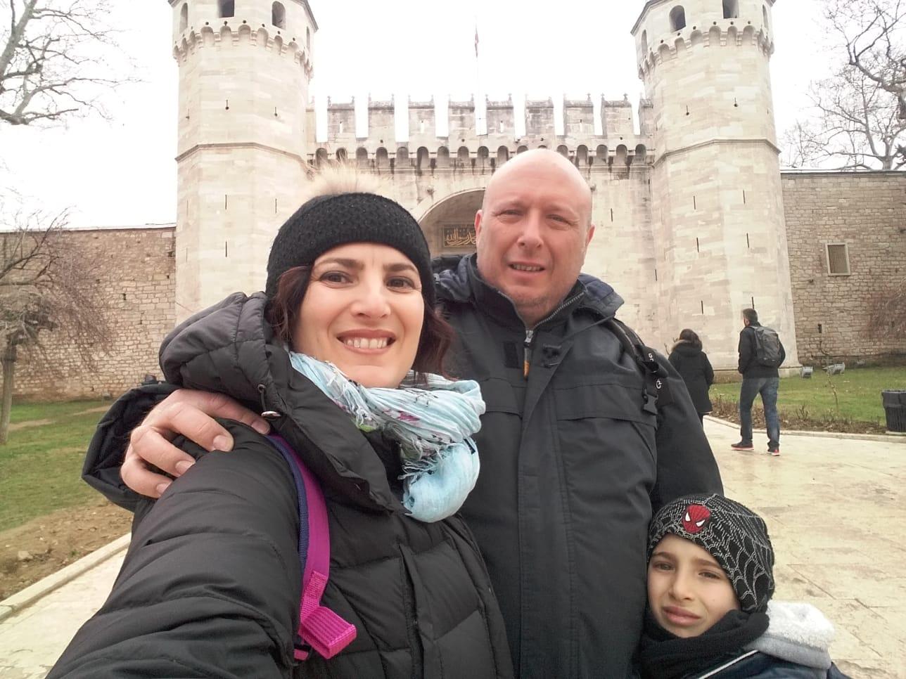 ISTANBUL DAL 19 AL 22 FEBBRAIO 2019 Andrea, Tiziana ed Alessandro #concorsofotograficoviaggicarmen2019