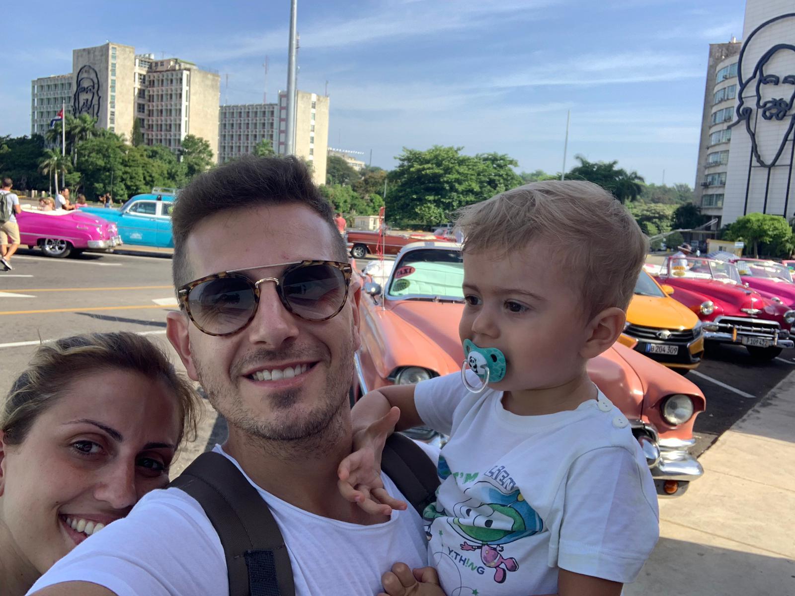 Gennaro, Imma e Gabriel a Cayo Largo e Havana dal 3 al 11 agosto 2019. #ConcorsoFotograficoViaggiCarmen2019
