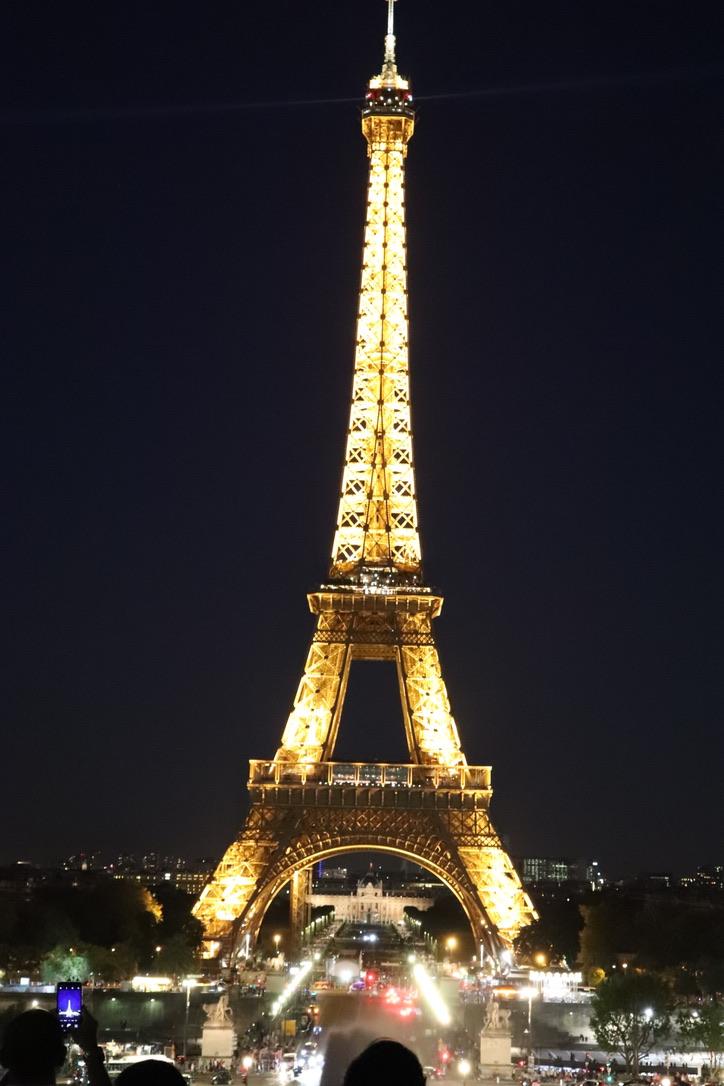 Danilo, Daniela e Giordana a Parigi dal 25 agosto al 1 settembre 2019. #ConcorsoFotograficoViaggiCarmen2019