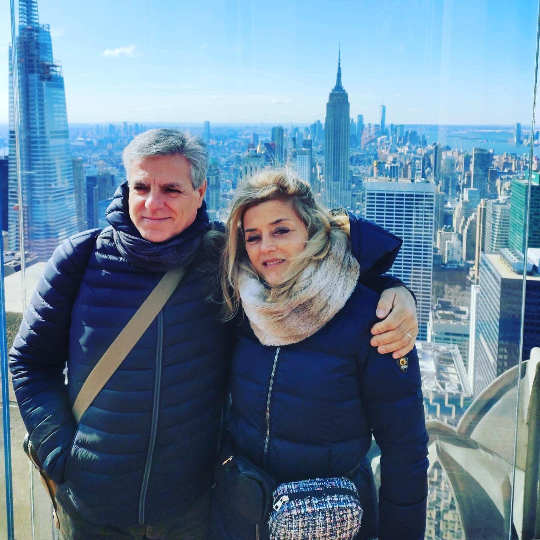 Valter, Alessia Ida ed Alessandro a New York dal 5 al 20 marzo 2020. #ConcorsoFotograficoViaggiCarmen2020
